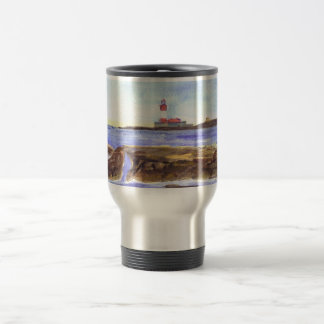 Longstone Island travel mug