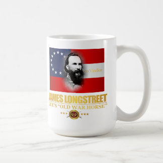 Longstreet (Southern Patriot) Coffee Mug