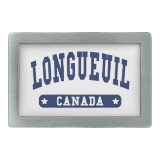 Longueuil Rectangular Belt Buckles