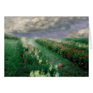 Longview Flowers Mindscape Card