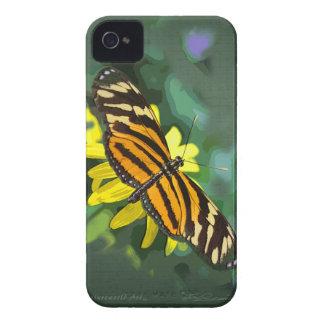 Longwing Butterfly Blackberry Case