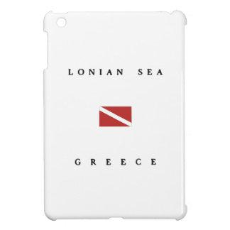 Lonian Sea Greece Scuba Dive Flag Cover For The iPad Mini