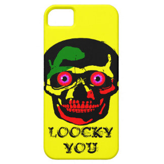 LOOCKY AFRO iPhone 5 COVER