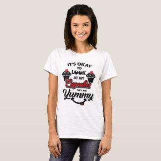 Look At My Cupcakes T-shirt