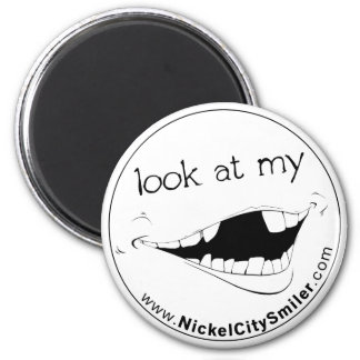 Look at my Smile Magnet