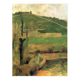 Look at the Sainte-Marguerite - Paul Gauguin Postcard