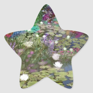 Look at this and you will find the peace star sticker