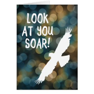 look at you soar card