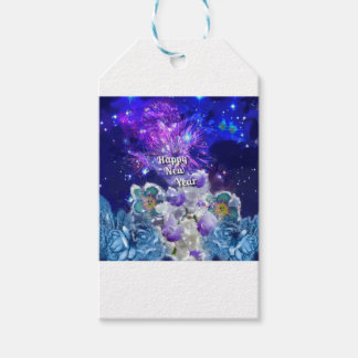 Look how amazing will be the New Year Gift Tags
