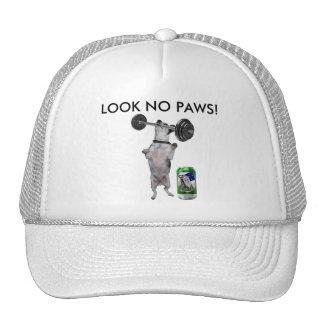LOOK - NO PAWS CAP