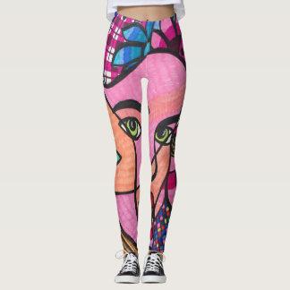 Look of hope leggings