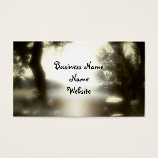 Look Of Surreal Nature Business Card