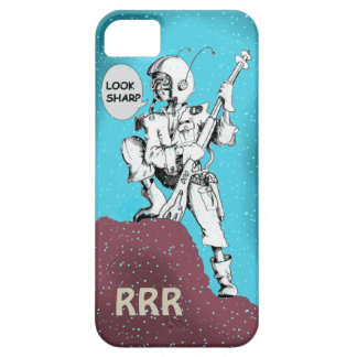 LOOK SHARP CUSTOMIZABLE by Jetpackcorps iPhone 5 Cover