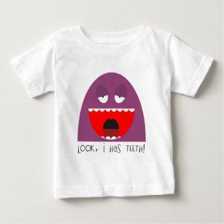 Look,  Teeth! Baby T-Shirt