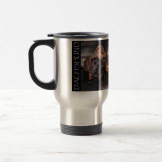 Look the Other Way Travel Mug