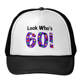 Look Who's 60 Mesh Hat