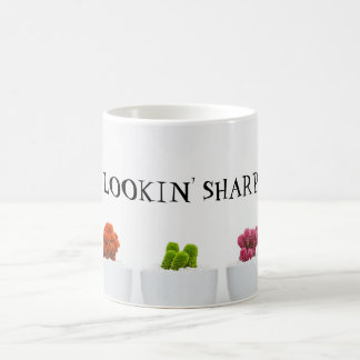 Lookin' Sharp Cactus Coffee Mug