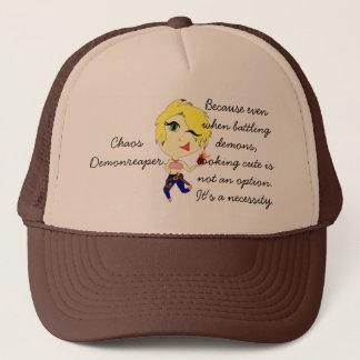 Looking Cute is not an Option Trucker Hat