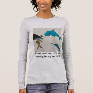 Looking For My Porpoise T-Shirt (adult size)