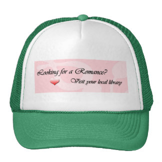 Looking for Romance Hats
