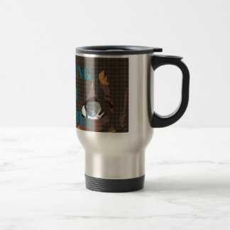 Looking For Trouble Travel Mug
