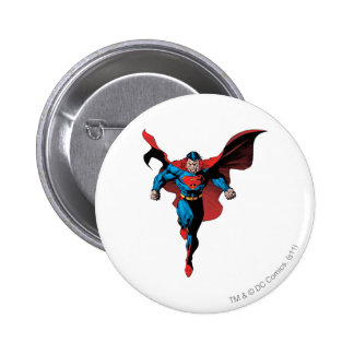 Looking Forward - Comic Style 6 Cm Round Badge