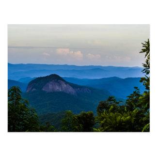 Looking Glass Rock Postcard