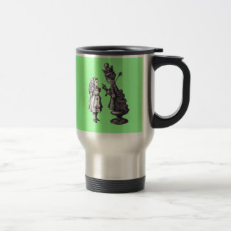 Looking Glass Travel Mug