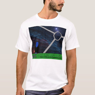 Looking out in to space T-Shirt