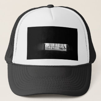 Looking Out Trucker Hat