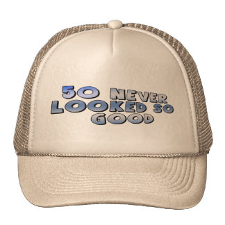 Looking So Good 50th Birthday Gifts Cap