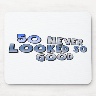 Looking So Good 50th Birthday Gifts Mouse Mat