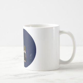 Looking stars coffee mug