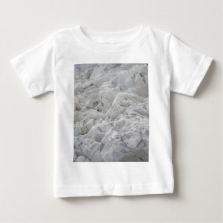 Looking Up at the White Cliffs Baby T-Shirt