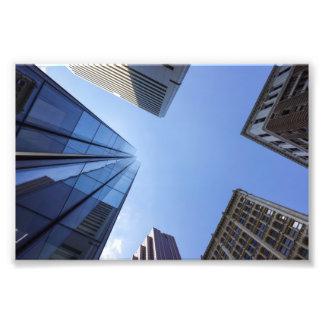 Looking up in Philadelphia Photo Art