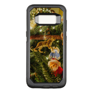 Looking Up The Christmas Tree OtterBox Commuter Samsung Galaxy S8 Case