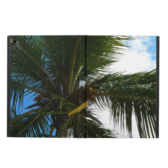 Looking Up to Coconut Palm Tree Tropical Nature Powis iPad Air 2 Case