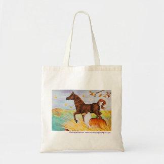 """""""Lookout Ridge"""" tote bag"""
