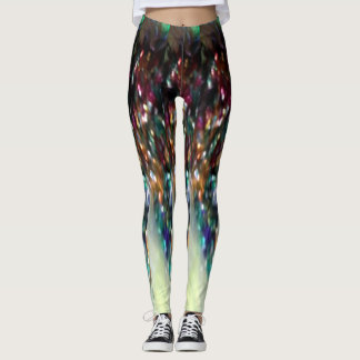 LOOKS LIKE GLASS - KIMBERLY PRICE COLLECTION LEGGINGS