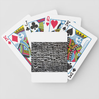 looks like mesh bicycle playing cards