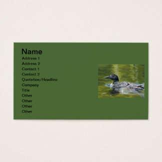 Loon Business Card