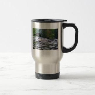 Loon by Susan Oling Coffee Mugs