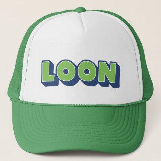 Loon, Doric Dialect Trucker Hat, Scottish Trucker Hat
