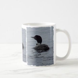 Loon on Pushaw Coffee Mug