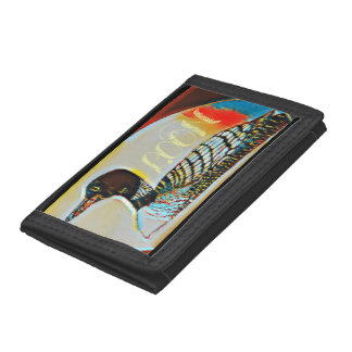LOON TRIFOLD WALLET