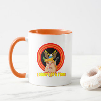 Looney as a Toon President Mug