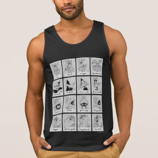 LOONEY TUNES™ Character Emotion Chart Singlet