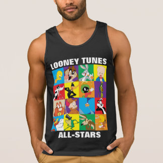LOONEY TUNES™ Character Grid Singlet