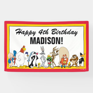 Looney Tunes Character Group   Birthday