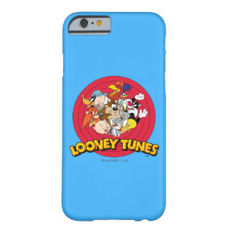 LOONEY TUNES™ Character Logo Barely There iPhone 6 Case